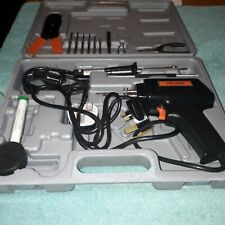 Electrical Soldering Kit Tools & Case and asseries.