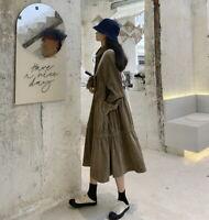 Robe tunique velours ample vintage retro superposition Mori shabby chic boheme