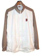 EUC Rare Vintage 90s Nike Supreme Court Tennis Jacket L Sampras Agassi  Challenge 0f8863f1eb6