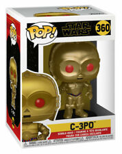 Funko Pop! Movies: Star Wars: The Rise of Skywalker - C-3PO (Gold)