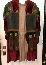VINTAGE VAUDVILLE ERA ROMAN SOLDIER COSTUME SHOW USED CIR 1890'S-1910'S
