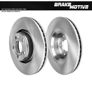 For 2005 2006 2007 2008 2009 2010 2011 Audi A6 Front 321 mm OE Brake Disc Rotors