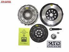 XTD CLUTCH & RACING FLYWHEEL KIT 98-00 VW PASSAT 1.8T 97-00 AUDI A4 QUATTRO