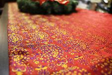 44 x 150 cm Tischläufer,aus reiner Seide,Handgewebt,aus Syrien