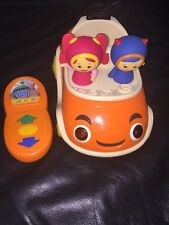 Fisher-Price Team Umizoomi: Come and Get Us Counting UmiCar Remote Control Car