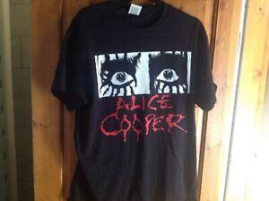 Alice cooper t-shirt medium