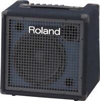 Roland KC80 KC Series 50 Watt 3-Channel Mixing Keyboard Amplifier