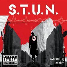 S.T.U.N. EVOLUTION OF ENERGY SAINTCATEE MUSIC FOR THE GROOVY NATION 2 CD WIE NEU