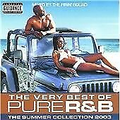 Very Best of Pure R&B The Summer Collection 2003 2cd mis-teeq eve tlc fugees