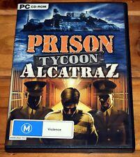 Prison Tycoon: Alcatraz PC Game