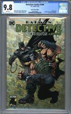 Detective Comics #1000 Jim Lee Album Comics Variant 1st Arkham Knight CGC 9.8