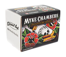100% Authentic Eternal Tattoo Ink Myke Chambers Set 12 Colours 1oz - UK Supplier