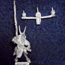 1997 Chaos Bestigor Standard Bearer Command Citadel Warhammer Beastmen Broo Army
