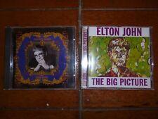 CD  ELTON JOHN  ALBUM  DISCOGRAFIA  POP ROCK  IN  OTTIME CONDIZIONI !!