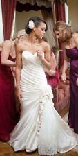Pnina Tornai Wedding Gown - label size 8 street size 4 -317686