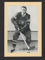 1944-63 Beehive Group II Montreal Canadiens Photos #223A Red Berenson