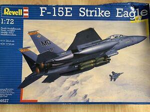 Revell F-15E Strike Eagle in 1:72 Scale (04627) Model Kit