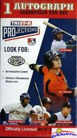 2009 Tristar Projections Baseball Factory Sealed Box-AUTO! All Cards are ROOKIES