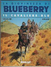 LA GIOVINEZZA DI BLUEBERRY 3 IL CAVALIERE BLU l' eternauta n.180 comic art 1998
