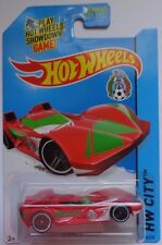 2014 Hot Wheels HW CITY Scoopa Di Fuego 16/250 (Red Version)