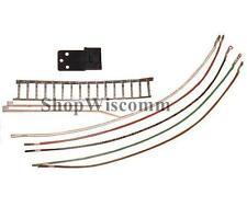 Motorola HLN9457A HLN9457AR 16-Pin Accessory Connector Kit CDM1250 CDM750 & More