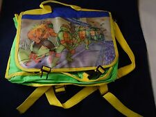 Rare Teenage Mutant Ninja Turtles Mutations Lenticular School Bag Beebop TMNT 94