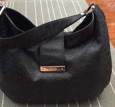 Authentic Gucci Black Leather handbag