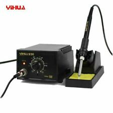 Yihua 936 Rework Soldering Station Smd Desolderingsolder Iron With Stand 110v Us