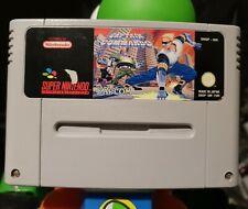 CAPTAIN COMMANDO SNES SUPER NINTENDO Capcom VIDEO GAME nes RARE