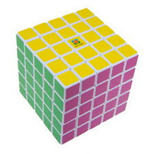 White Top Speed Eastsheen 5x5 5x5x5 Magic Cube Twist Puzzle Online Rate 7.44