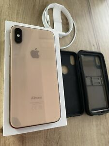 Apple MT9K2B/A iPhone XS 256GB (Unlocked) Smartphone - Gold