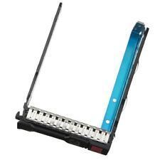 "2.5"" SAS SATA Hard Disk Drive Tray Caddy Sled ProLiant for HP DL360 BL460c G8 G9"