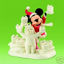Dept 56 - Snowbabies - Look What We Have For Mickey!