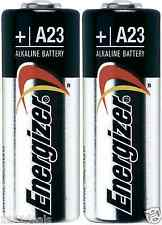 2 NEW A23 Energizer BULK Battery 12v Batteries GP23 23A MN21 USA Seller