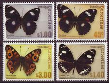 Nouvelle-Zélande 2013 TOKELAU Papillons Non montés excellent état, MNH