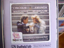 Amanda McBroom/ Lincoln Mayorga- Growing up in Hollywood Town- SHEFFIELD LAB