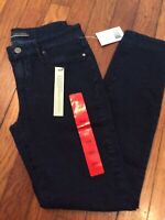 """Rich & Skinny Marilyn Blue """"Carly Blue"""" Skinny Jeans Women's Size 29 / 8 BNWT"""