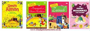 Daughter of the Prophet-Islamic, Muslim 4 Books For Kids, Best Gift