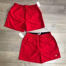 dd4eeea8357f vente   RALPH LAUREN Homme Shorts De Bain Taille 2XL RRP £ 65 ROUGE 100%  Authentique BNWT