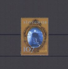 SLOVENIA, EUROPA CEPT 2001 WATER with LABEL, MNH