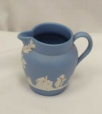 Wedgwood Jasperware Creamer / Jug / Mini Pitcher
