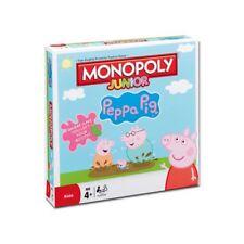 Peppa Pig Monopoly Junior Board Game