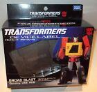 ✰ Takara Tomy Transformers Device Label Broad Blast/Blaster (USB hub) BRAND NEW
