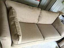 M&S Large Fenton Sofa Bed & ONE Chair Used, Brand New Mattress In Cover!