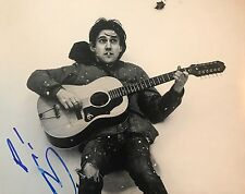 CONOR OBERST SIGNED 8x10 PHOTO SUPER RARE AUTOGRAPH BRIGHT EYES HOT + PROOF!!