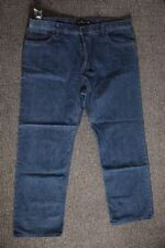 Cotton Big & Tall Short High Rise Jeans for Men