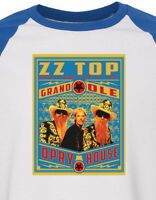 ZZ TOP new T SHIRT   rock  all sizes s m lg xl