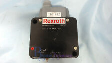 tube pressure switch adjustable switching pressure HED 3 OA 36/63 K6 REXROTH (NS