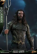 Hot Toys Justice League 1/6th scale Aquaman Collectible Figure MMS447