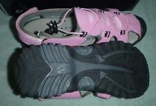 BNWOT Ladies sz9 Sea Sox pink/grey sports sandals (optional box)